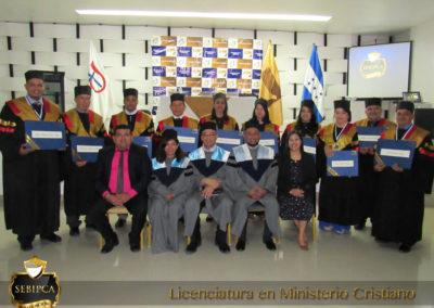 Licenciatura en Ministerio Cristiano