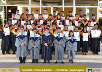 Graduación SEBIPCA-UVD