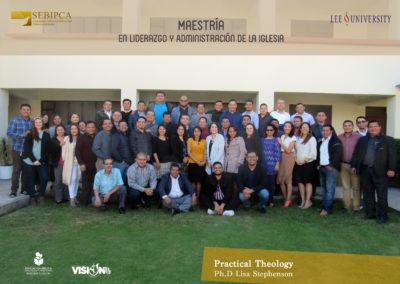 Maestría en Liderazgo y Administración de la Iglesia